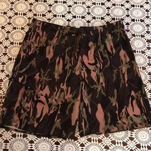 Great O'Neil Camouflage Board Shorts Size L
